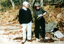 Ed and Elizabeth Horman